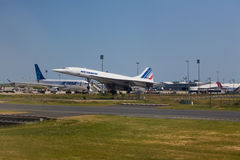 The Concorde Stock Images