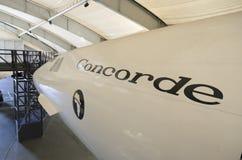 Concorde στοκ φωτογραφίες με δικαίωμα ελεύθερης χρήσης