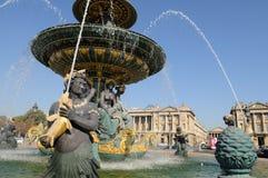 concorde de losu angeles Paris miejsce zdjęcie royalty free