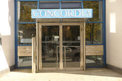 Concordia Royalty Free Stock Photography