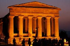 Concordia Temple Stock Image