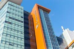 Concordia universitet John Molson Building Royaltyfri Fotografi