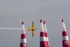 Concorrente de Breitling Imagem de Stock