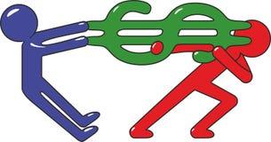 concorrenza immagine stock libera da diritti