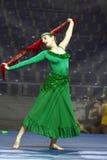 Concorrenza di ballo immagini stock libere da diritti