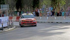 Concorrenza di raduno in Cipro Fotografia Stock Libera da Diritti
