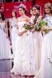 Concours 2010 de beauté de Mlle Russie Images stock