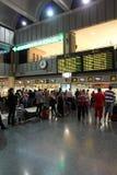 Concours d'aéroport Image stock