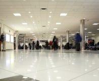 Concours d'aéroport Photo stock