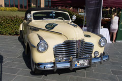Concours d'Elegance Stock Images