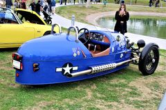 Concours in the Hills, 2019 Car Show, February 9, 2019, at Fountain Park, Fountain Hills, Arizona, United States