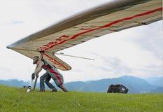 Concours de glissement de coup de Fiesh Open-2011 Photo stock