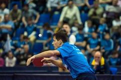 Concours de ping-pong Image libre de droits