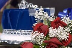 Concours de roi et de reine Images stock