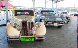 Concours d'Elegance Royalty Free Stock Photos