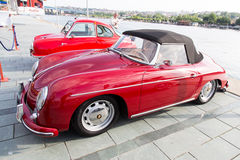 Concours d'Elegance Royalty Free Stock Photography