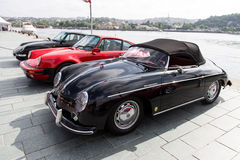 Concours d'Elegance Royalty Free Stock Image