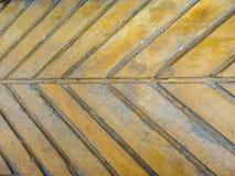 Concreate golv Arkivbild
