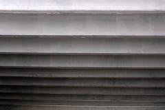 Concreet fishbone of bladontwerpblad als achtergrond royalty-vrije stock afbeeldingen