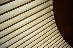 Concreet plafond Royalty-vrije Stock Foto's