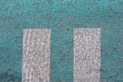 Concreet textuur groen wit Royalty-vrije Stock Afbeeldingen