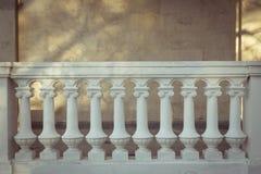 Concreet traliewerk Royalty-vrije Stock Afbeeldingen
