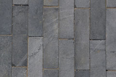 Concrerte tiles Royalty Free Stock Image