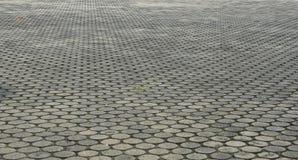Concret golvbakgrund royaltyfria bilder