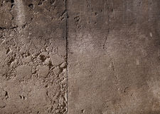 Concrete. Closeup of a concrete wall texture Royalty Free Stock Photo