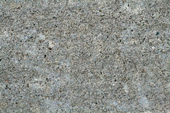 Concrete. Detailed view of concrete sidewalk Royalty Free Stock Photography