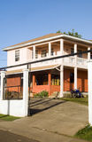 Concrete architecture Corn Island Nicaragua Royalty Free Stock Photo