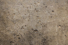Concrete background. Fragment of the concrete wall Royalty Free Stock Image