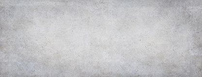 Concrete background. Grey stone banner