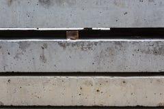 Concrete bar at construction site , Bangkok in Thailand Stock Photo