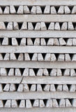 Concrete beams Stock Photo