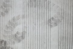 Concrete bedekte textuur Stock Foto