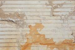 Concrete bedekte textuur Stock Afbeelding