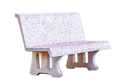 Free Concrete Bench Isolated Royalty Free Stock Photos - 35371358