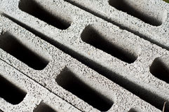 Concrete block. Royalty Free Stock Images
