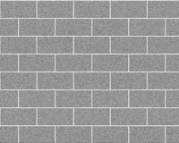 Concrete block background Royalty Free Stock Photography