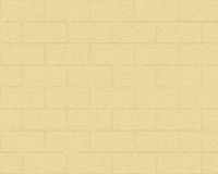 Concrete block background. Concrete block wall background textured stock illustration
