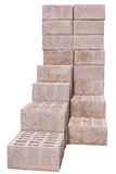 Concrete block Royalty Free Stock Photos