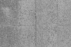 Concrete block floor background and texture Royalty Free Stock Photography