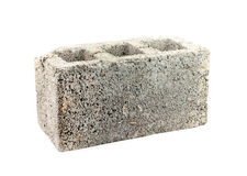 Concrete block Stock Photography