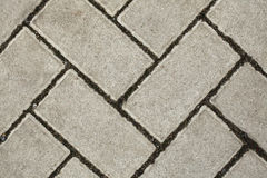 Concrete Block Pavement Texture Stock Photos