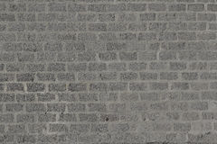 Concrete block wall Stock Images