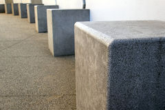 Concrete Blocks Stock Photos