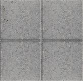 Concrete blocks. Texture of paving in concrete blocks Royalty Free Stock Photo