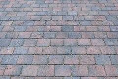Concrete blocks Royalty Free Stock Photo