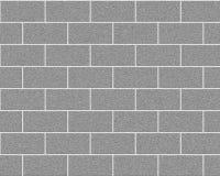 Concrete blokachtergrond stock illustratie